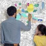 Бизнес - идея: обои - раскраски для детей и взрослых.