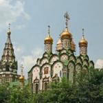 Самые посещаемые храмы москвы.