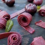 Фруктово - ягодная пастила - вкусная, полезная и красивая?
