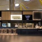 Ресторан Pepito Grillo в международном аэропорту Мадрида расположен.
