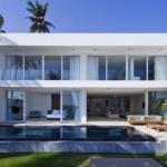 Потрясающий современный пляжный дом!
