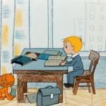 8 шагов к успеху: как помочь ребенку сесть за уроки.