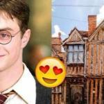 Дом Гарри Поттера в годриковой впадине, который мы знаем по серии фильмов о знаменитом волшебнике, выставлен на продажу.