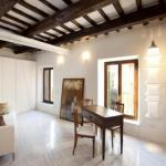 Маленькая квартира в Риме от дизайнеров Archifacturing!