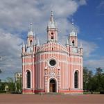 Мусульманские мотивы в светской архитектуре столицы российской империи.