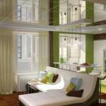 Дизайн - проект квартиры студии 43 кв.