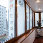 А как вы балкон или лоджию используете?