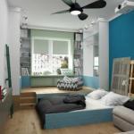 Итак, пришло время привести пример конкретной квартиры, оформленной в скандинавском эко - стиле?