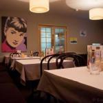 Рестораны, где можно рисовать на скатерти или стенах.