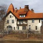 10 заброшенных особняков Санкт-петербурга.