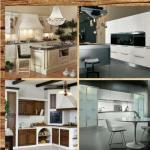 Идеи современной кухни по стилям.
