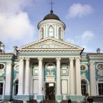 Армянские церкви в Санкт-петербурге.