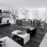 Выбор стиля мебели для гостиной.
