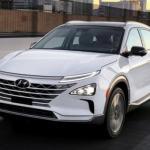 Hyundai Fcev 2018 - экологически чистый автомобиль нового поколения.