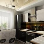Дизайн - проект однокомнатной квартиры.