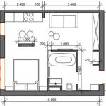 Дизайн - проект для квартиры - студии 29, 8 кв.