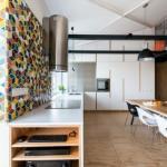 Проект Loft Apartment представила компания Rules Architects в 2015 году в Братиславе, Словакия.