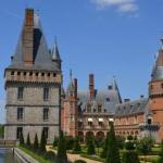 Замок ментенон (фр.  Ch?