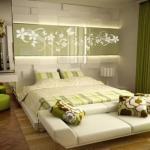 Дизайн спальни 2016 с фото - новинки и современные идеи.