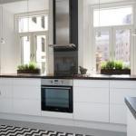 Кухни в стиле минимализм.