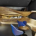 Проект ресторана RAW площадью 418 квадратных метров.