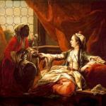 Ориентализм - появляется во Франции с XVI века как культурное взаимодействие с Востоком, через османскую империю.