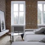 Современный дизайн квартиры 88, 9 кв.