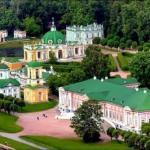 Усадьба Кусково - одно из самых романтичных мест в Москве.