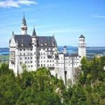 Самые красивые дворцы и замки баварии.