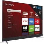 Топ - 3 телевизора TCL 2017 с диагональю 64, 5 дюйма.