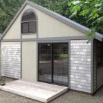 Домашний минимализм.   Архитектор Крис хейнинг проектирует крошечные дома, виртуозно вписывая в них все, что нужно для комфортной жизни.