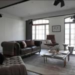 Британский дизайнер интерьеров Oliver Burns недавно завершил работу по отделке жилых апартаментов Loft.