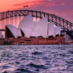 Сиднейский оперный театр.