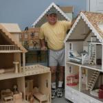 Бизнес - идея: изготовление кукольных домиков.