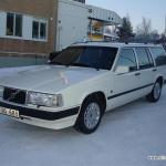 Модельный ряд Volvo 940 появился осенью 1990 года.