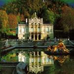 Замок линдерхоф (Германия).