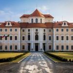 В городе либлице, примерно в 40 км от Праги, на рубеже Xvii - Xviii вв.