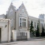 Топ - 7 готических зданий Москвы.