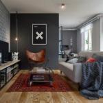 Дизайн интерьера квартиры 69 кв.