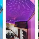 Что такое перфорированный натяжной потолок?