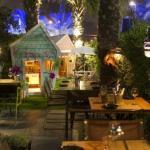 Часть 2. зелёный ресторан Segev Kitchen Garden.