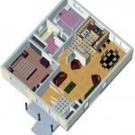 Секреты и правила планировки дома.