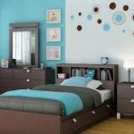 Советы по обновлению спальни без ремонта и пыли.