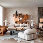 Американский декоратор келли уэстлер выбрала в качестве загородной резиденции этот дом в малибу.