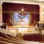 Эрмитажный театр.  Эрмитажный театр в знаменитый архитектурный ансамбль эрмитажных зданий входит.