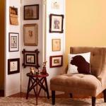 Загадочная деталь восточного интерьера и функциональное дополнение к маленькой квартире - ширма.