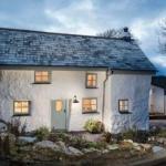 На юго-западе Англии в графстве корнуолл находится дом, который был построен лет 300 назад.