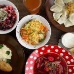 5 кафе с советской кухней.