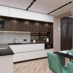 Кухня - студия.  Что вам понравилось в дизайне?