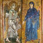 Благовещение пресвятой богородицы в христианском искусстве.